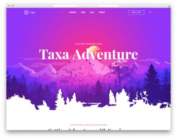 Taxa Free Template
