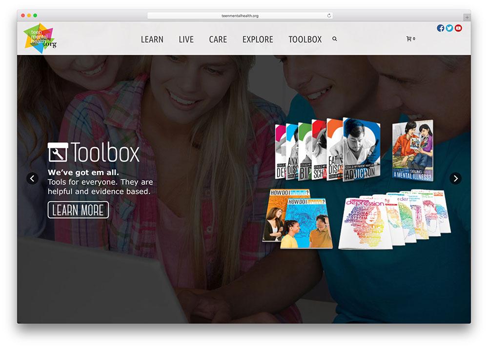 teenmentalhealth-jupiter-website-theme-example