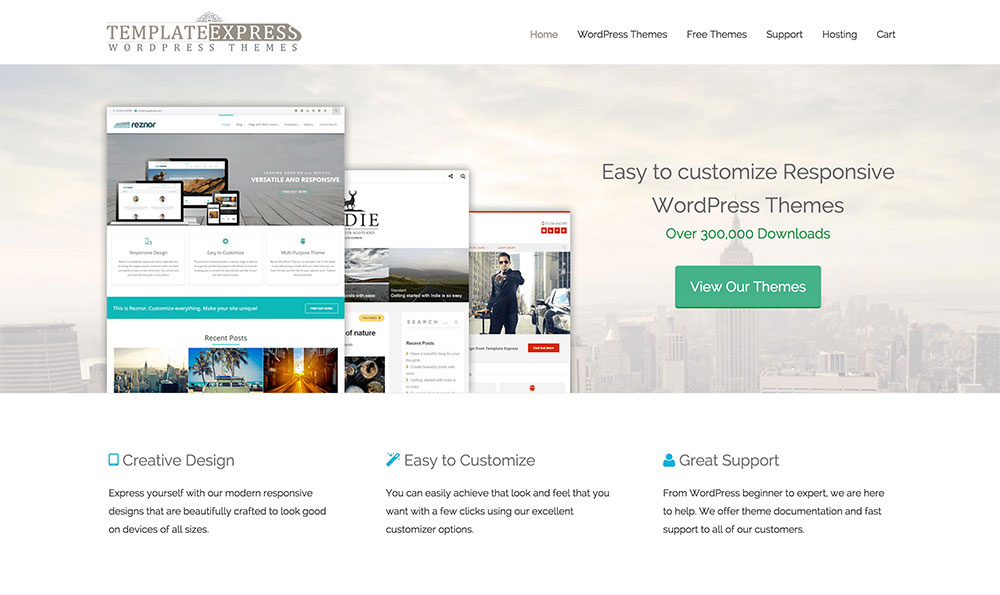 Template Express Coupon Get 30 Off All Themes Colorlib