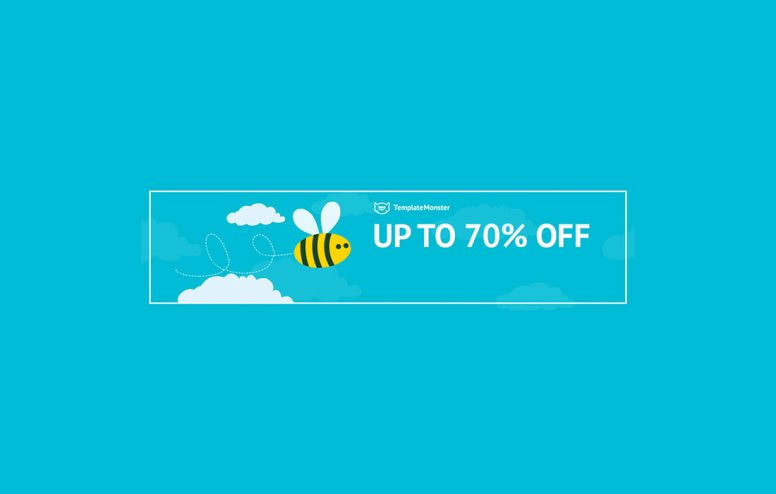 Final Spring Sale From TemplateMonster: Get Your WordPress Best-selling Theme At 25% Discount!