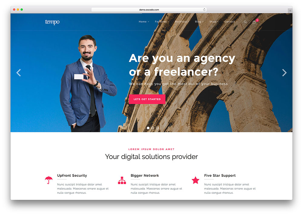 tempo-classic-business-html5-template