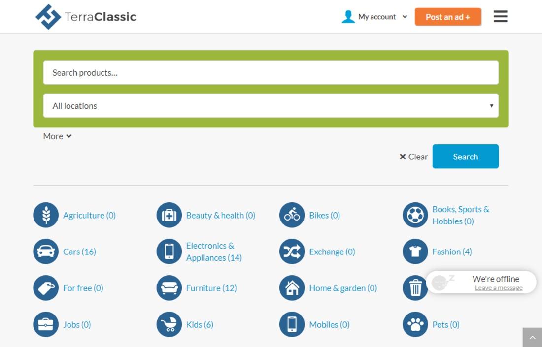 Functional WordPress Classified Plugins
