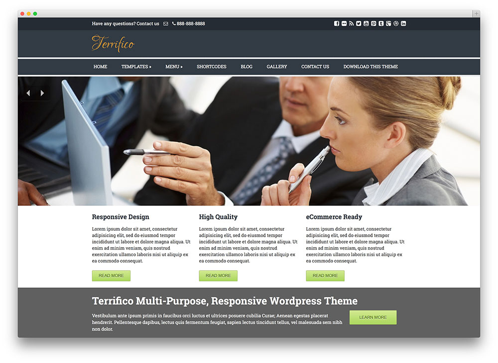 20 the best free woocommerce optimized wordpress themes 2014