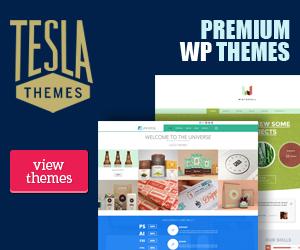 TeslaThemes For WordPress