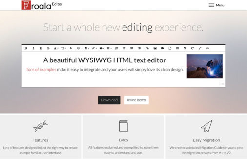 Text Editors For Html5 Developers