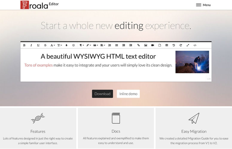 Top 10 Text Editors For HTML5 Developers 2015