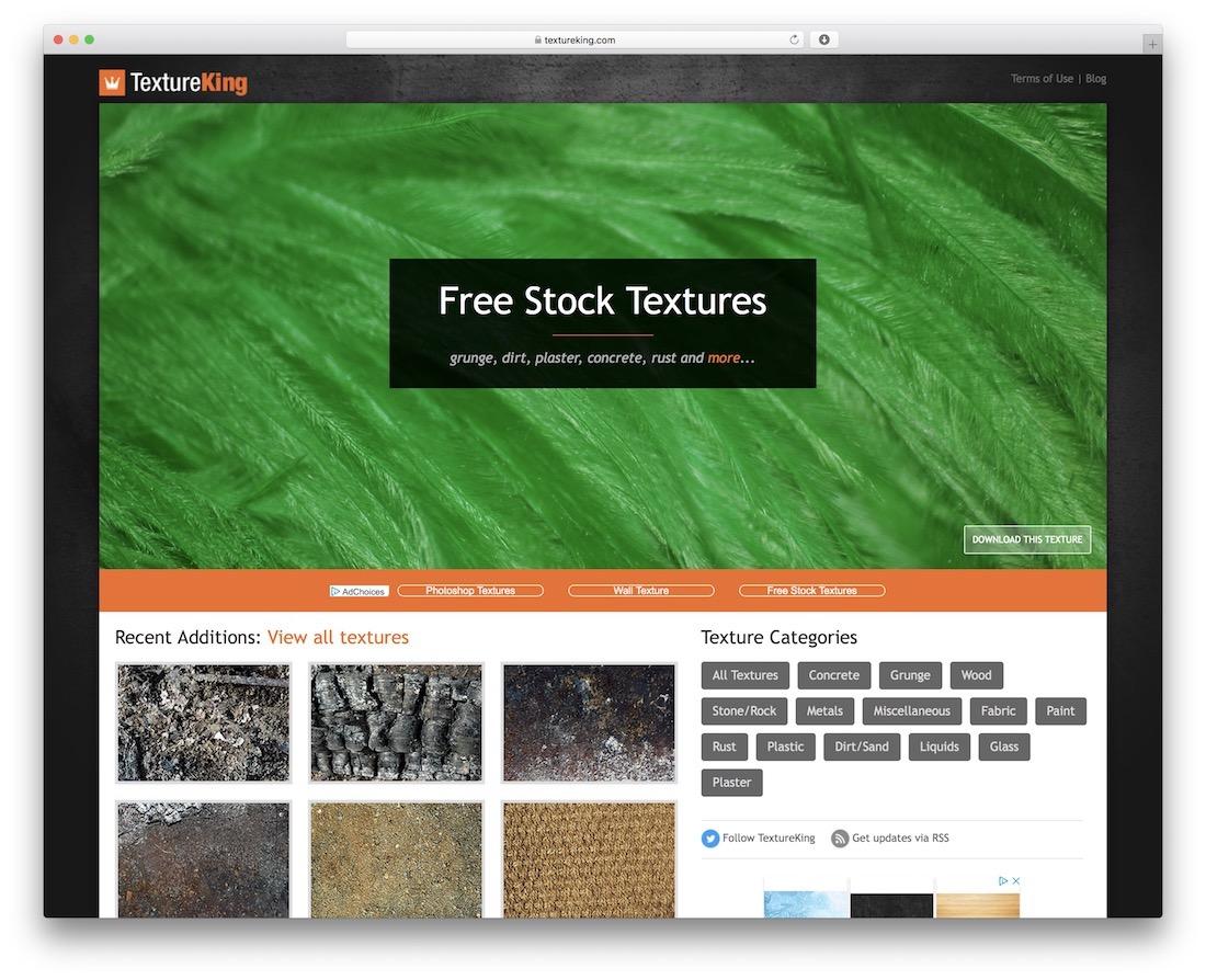 textureking free resource