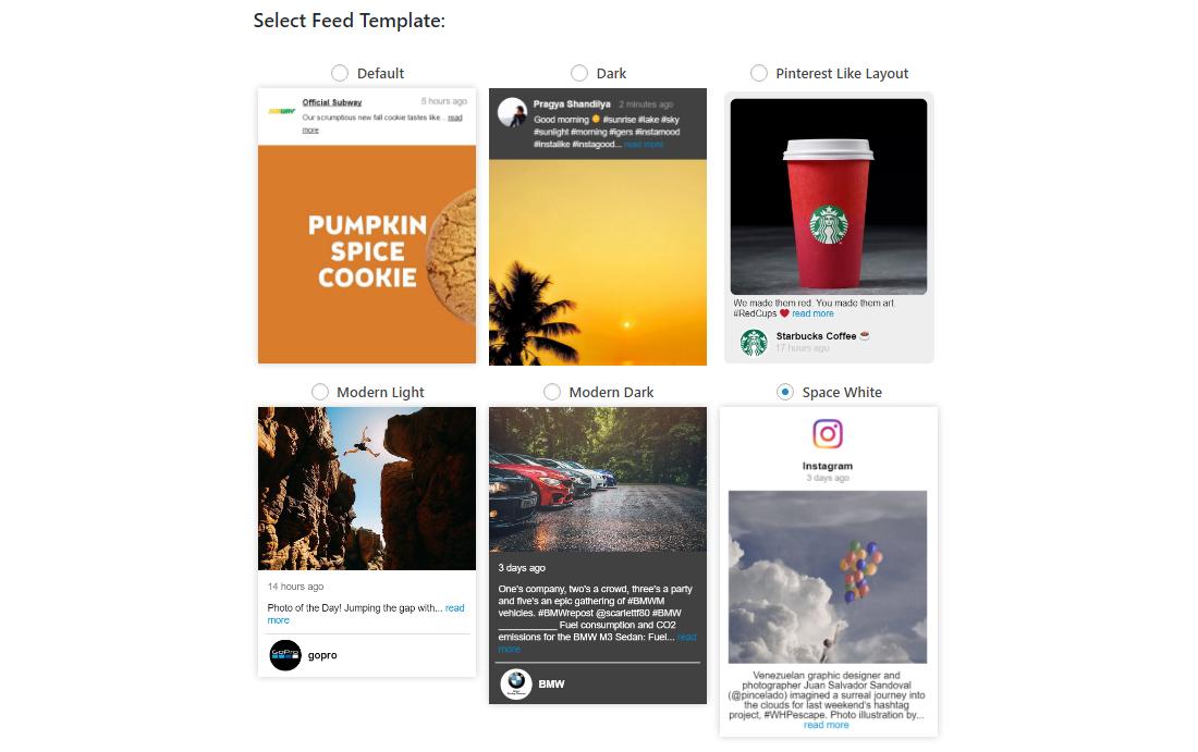 Aesthetic WordPress Facebook Feed Plugins