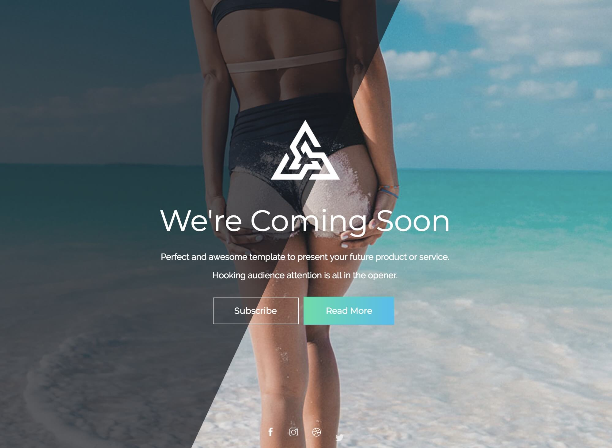 24 Best Modern & Responsive Coming Soon Templates 2018
