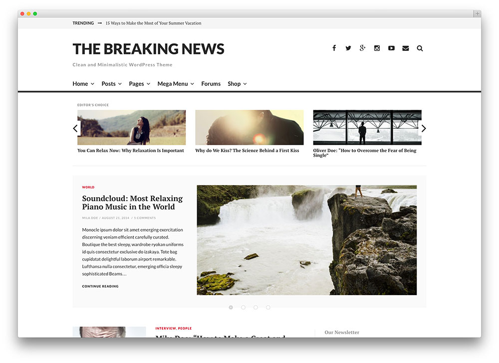 the-breaking-news-magazine-paper-theme