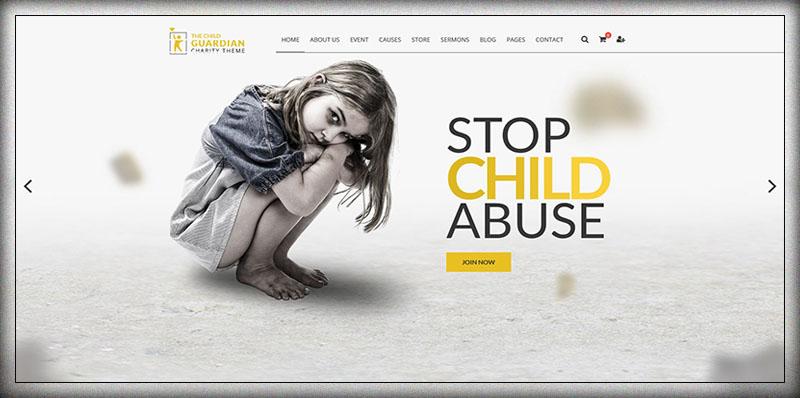 Charity Time - Charity WordPress Theme