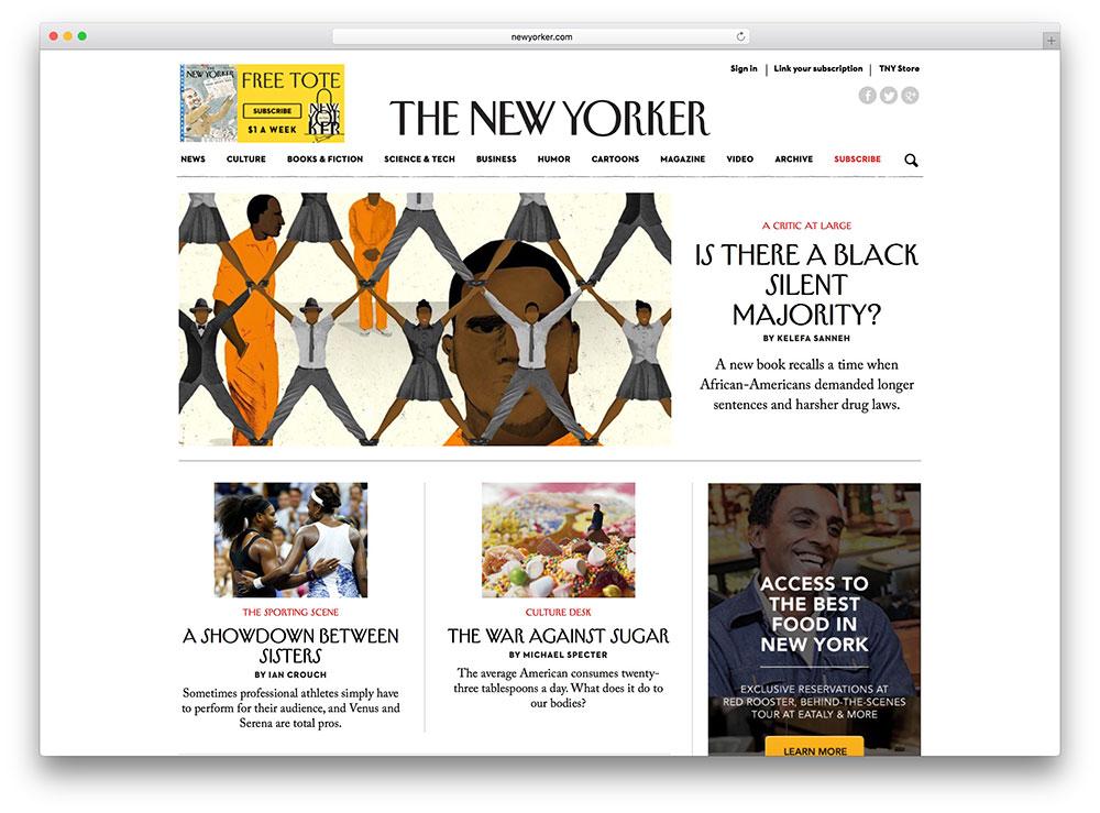 the-new-yorker-website