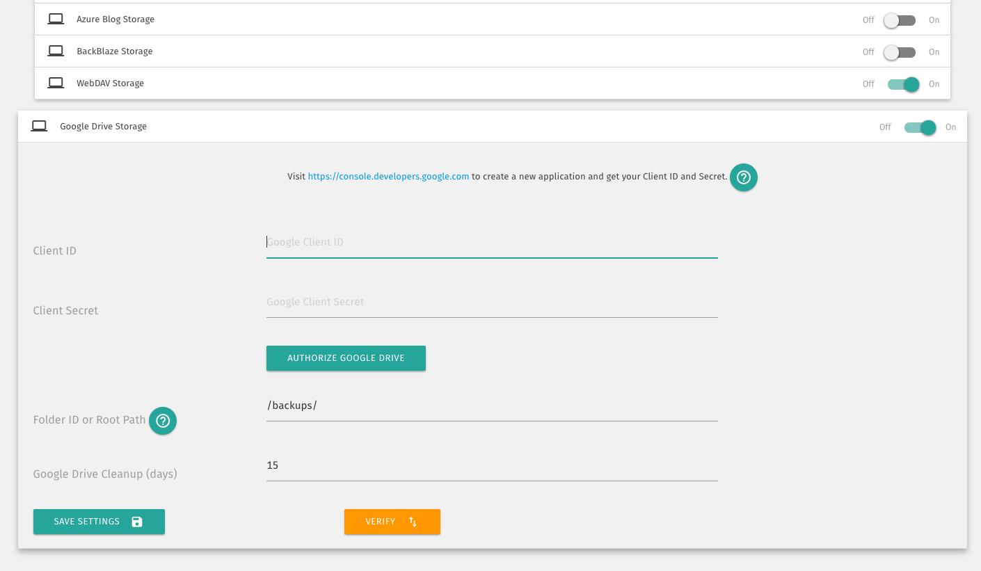 User-friendly WordPress Google Drive Plugins