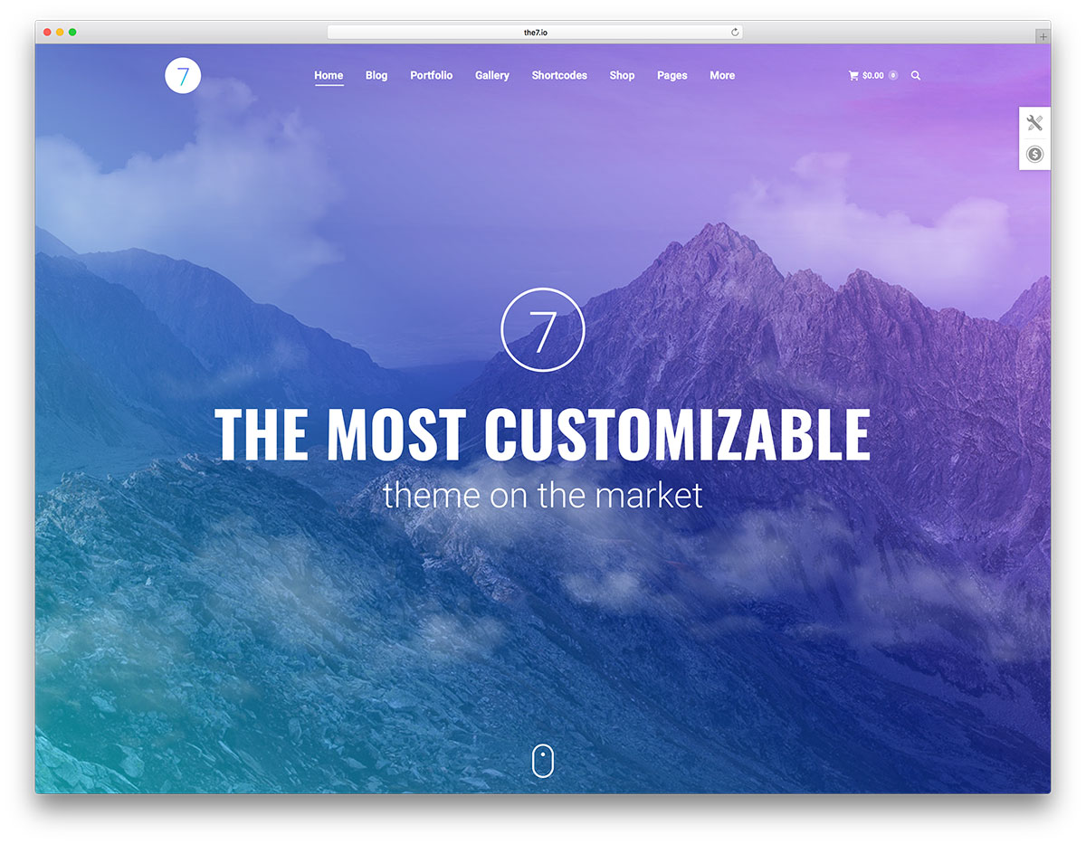 30+ Awesome Flat Design WordPress Themes 2017 - Colorlib