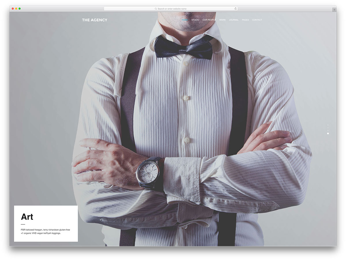 theagency-minimal-agency-wordpress-theme