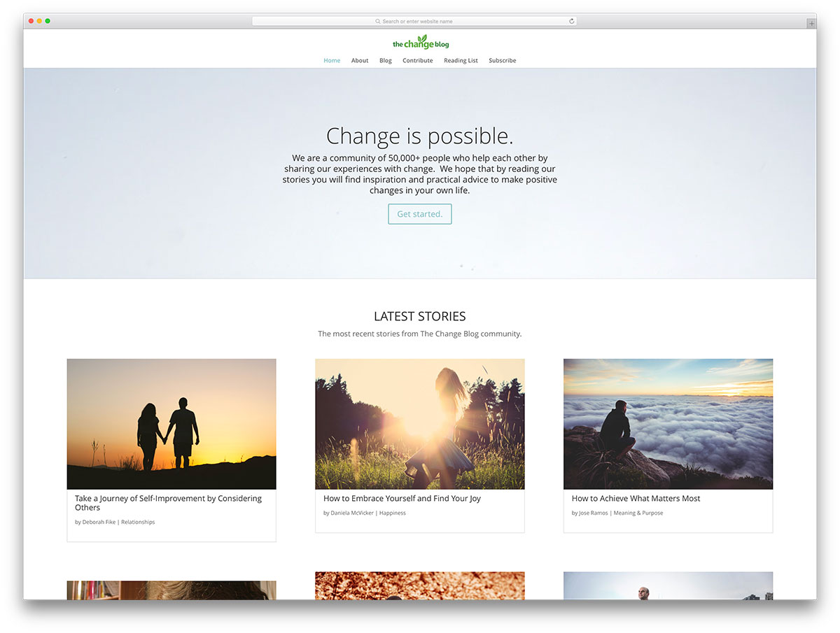 thechangeblog-grid-style-wordpres-blog