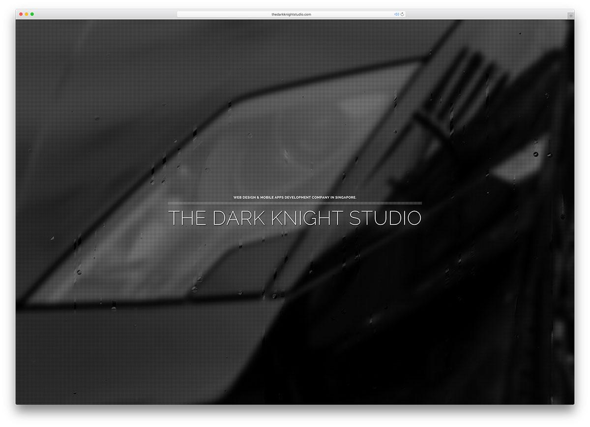 thedarkknightstudio-web-design-studio-website