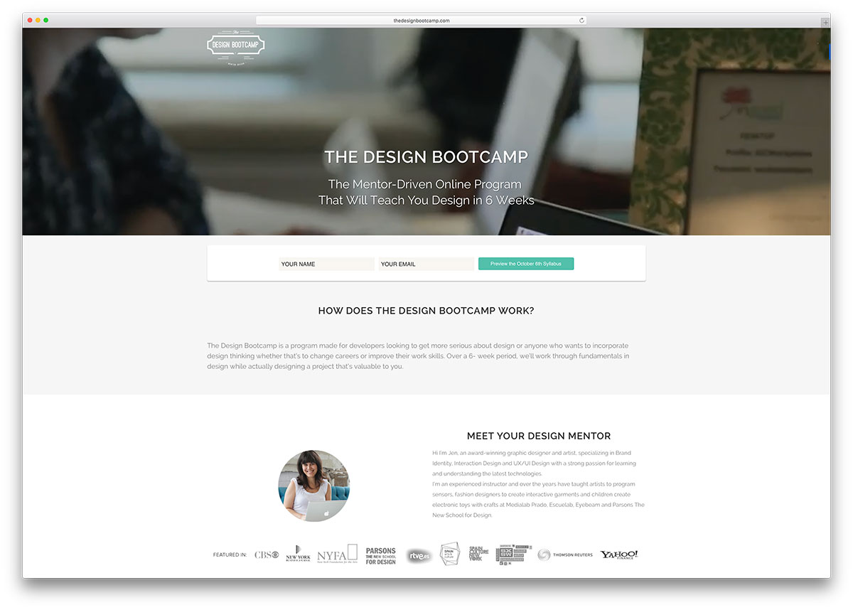 thedesignbootcamp-education-site-with-visual-composer