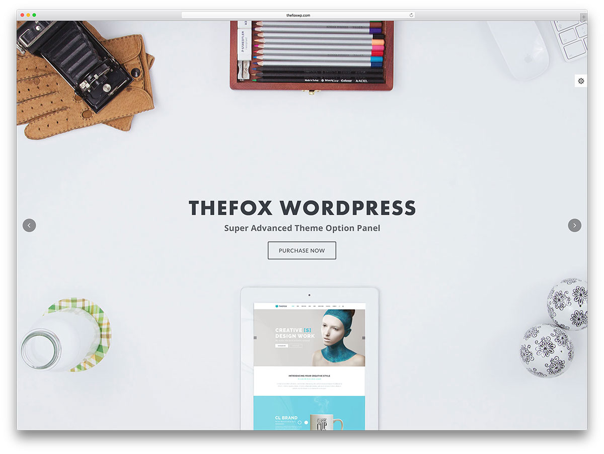 thefxo-multipurpose-corporate-website-template