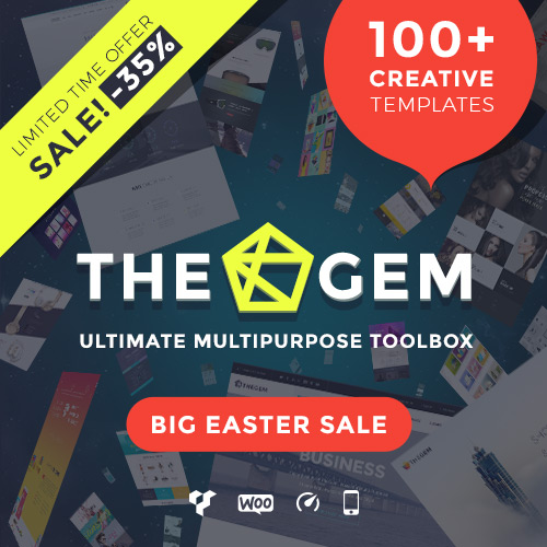 TheGem Multipurpose Themes