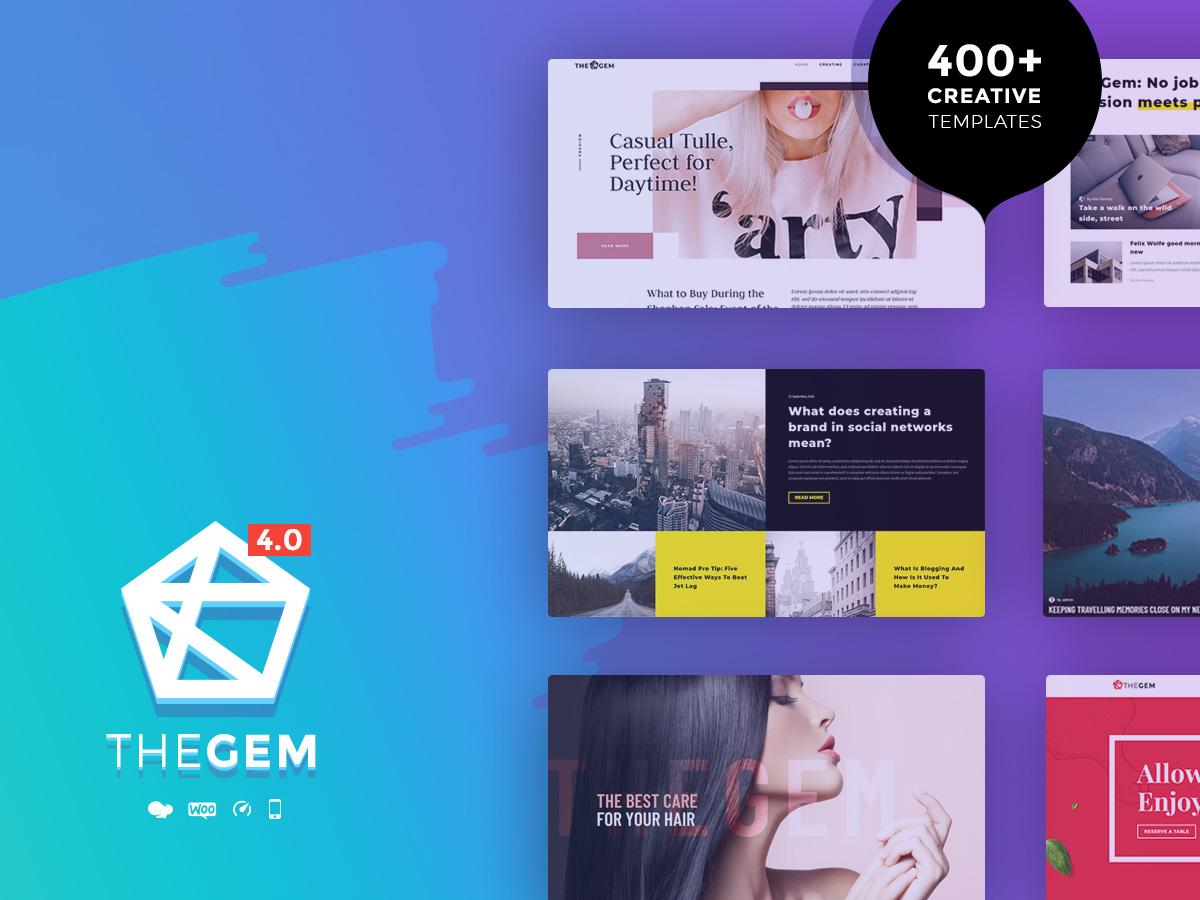TheGem beautiful multipurpose business theme