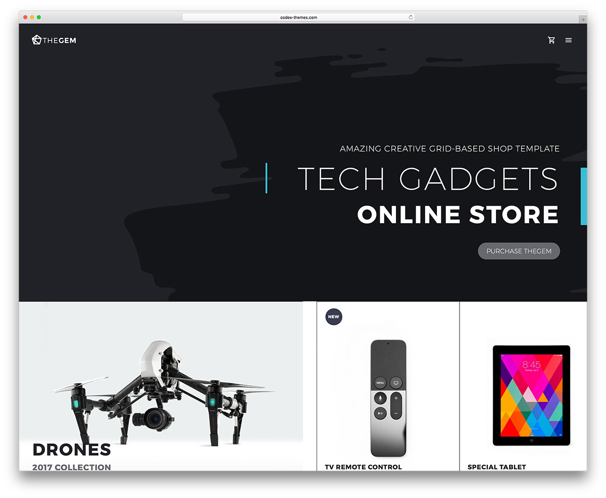 27 Best Technology WooCommerce Themes For Online Gadget Stores 2018 ...