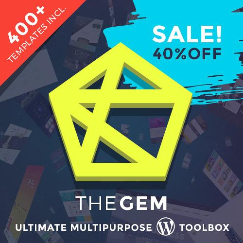 TheGem Multipurpose Theme