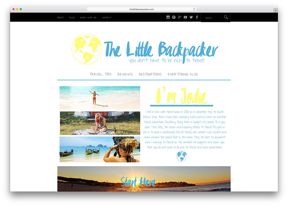 thelittlebackpacker-travel-wordpress-jupiter-theme-example