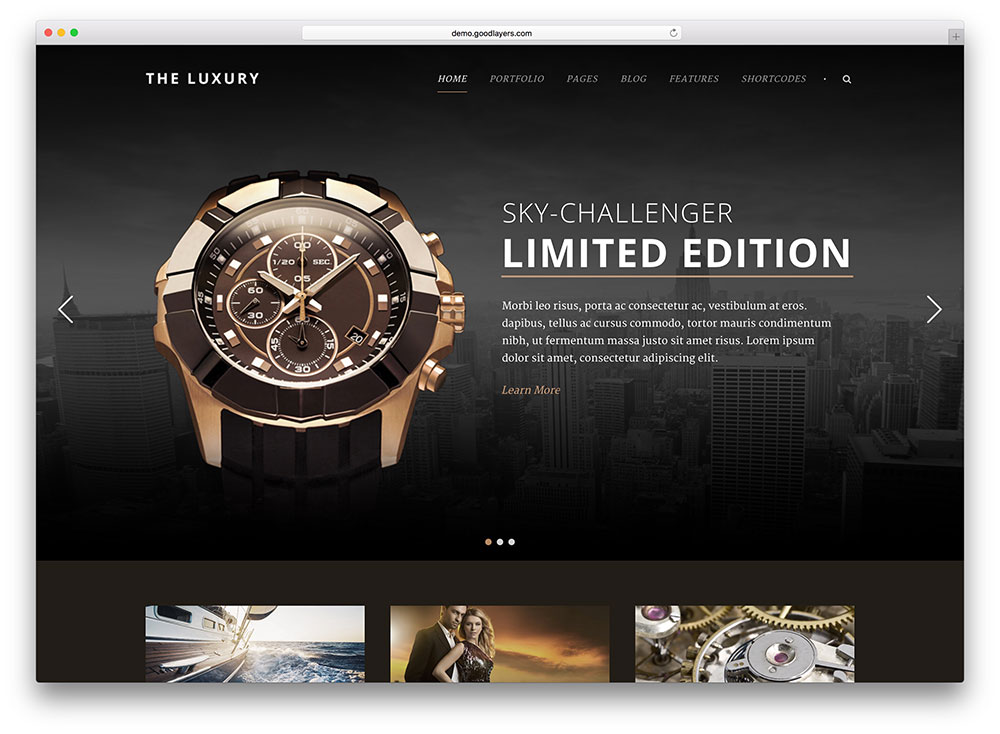 theluxury-watch-ecommerce-theme