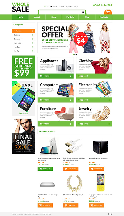 Top 30 WooCommerce Shopping Themes To Achieve Fantastic Results ...