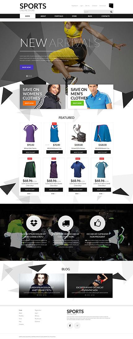 Sports Apparel WooCommerce Theme