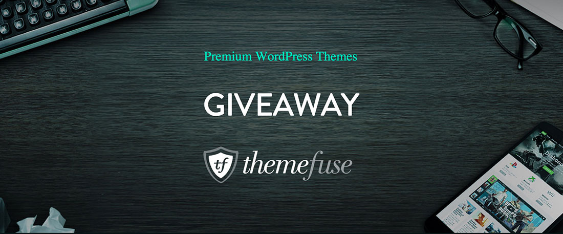 [Giveaway] ThemeFuse Offers Three Premium WordPress Themes At No Cost [CLOSED]