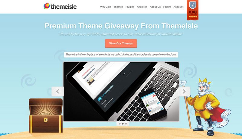 [Giveaway] We Are Giving Away All ThemeIsle Premium WordPress Themes [CLOSED]