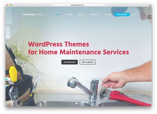 Themes For Home Maintenance Services