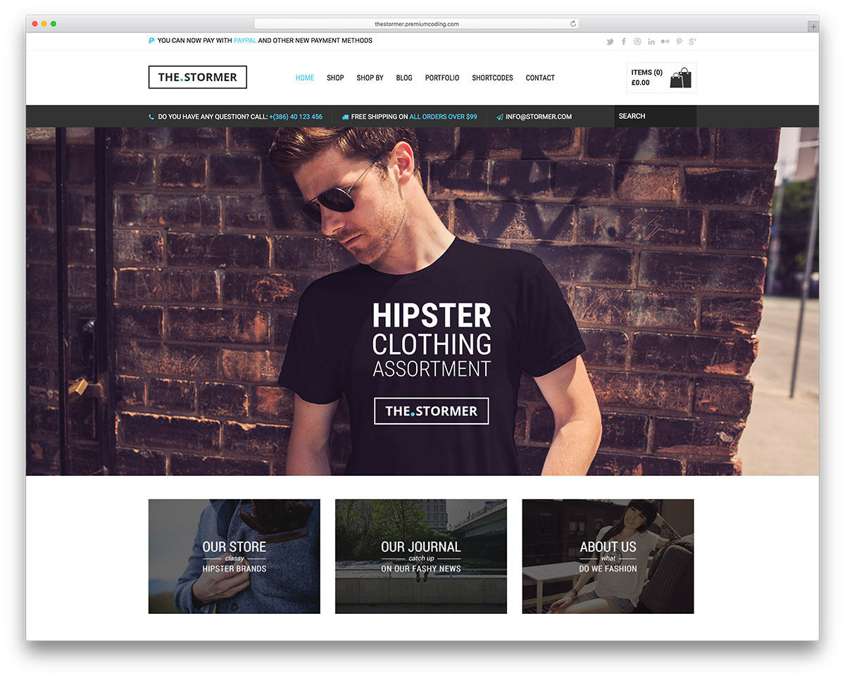 thestormer-ecommerce-hipster-website-theme