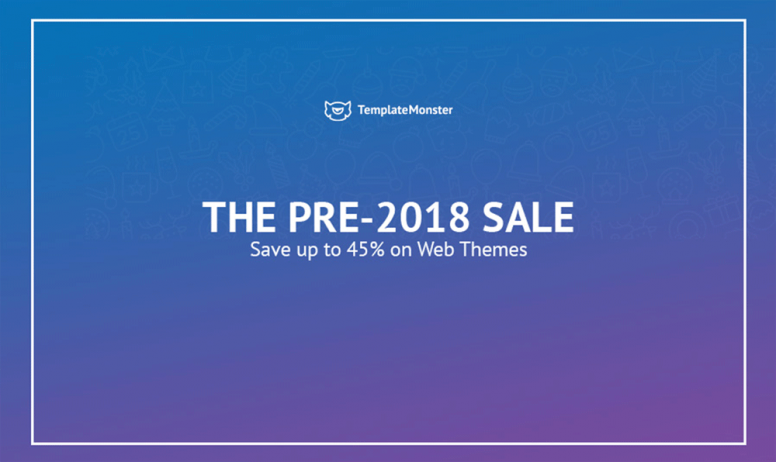TemplateMonster 2017 Final Sale. Buy Any Theme 45% OFF