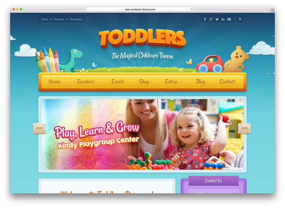 toddlers-creative-kindergarten-theme