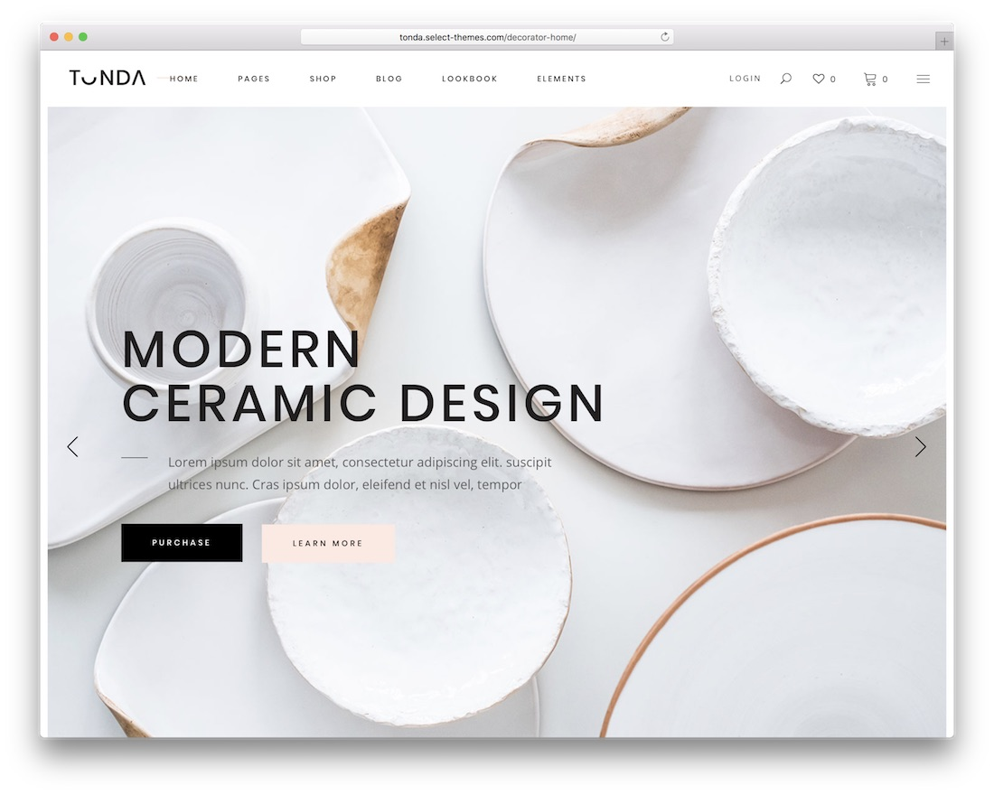 tonda best ecommerce wordpress theme