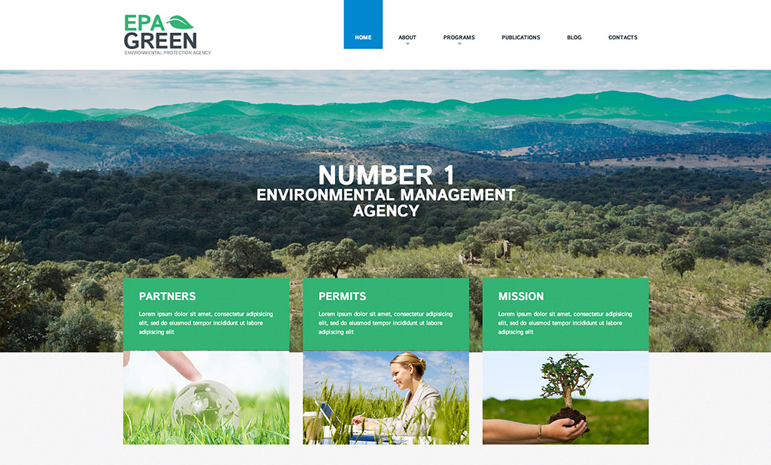 Top 40 Newest Business WordPress Themes To Build Professional Corporate Websites – 2014