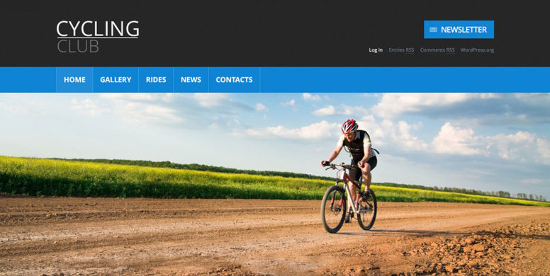 Top 50 Sport & Cricket WordPress Themes For Every Sport 2016