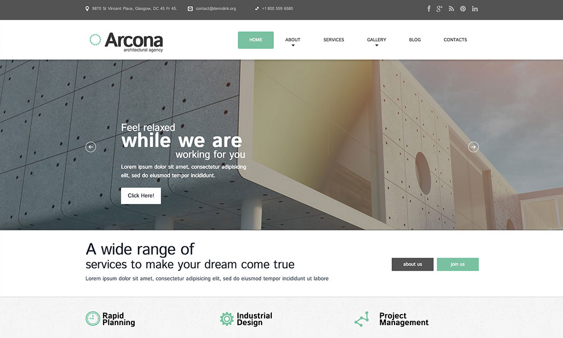 Top 20 Best WordPress Themes Of Autumn 2014