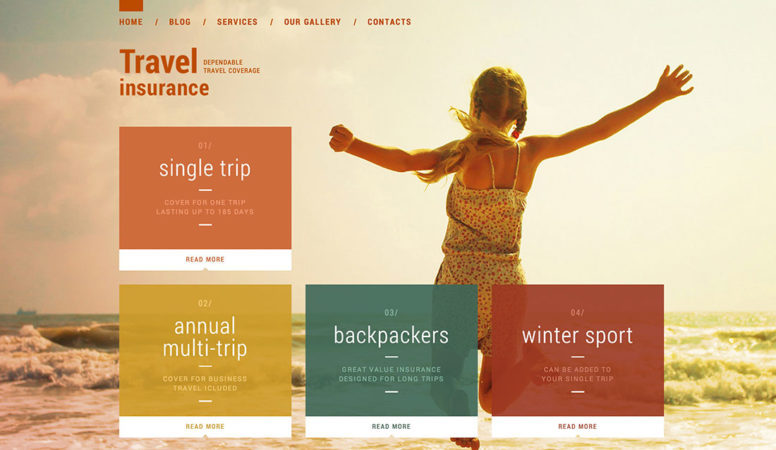 Pre-Tasting 2015 Website Designs: Top 30 WordPress Themes Of This Autumn