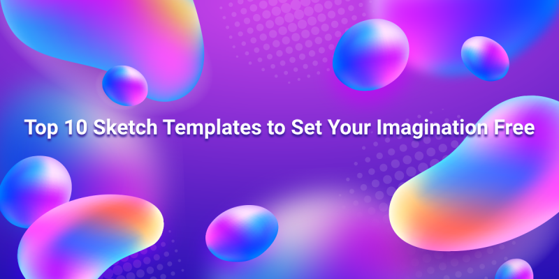Top 10 Sketch Templates To Set Your Imagination Free