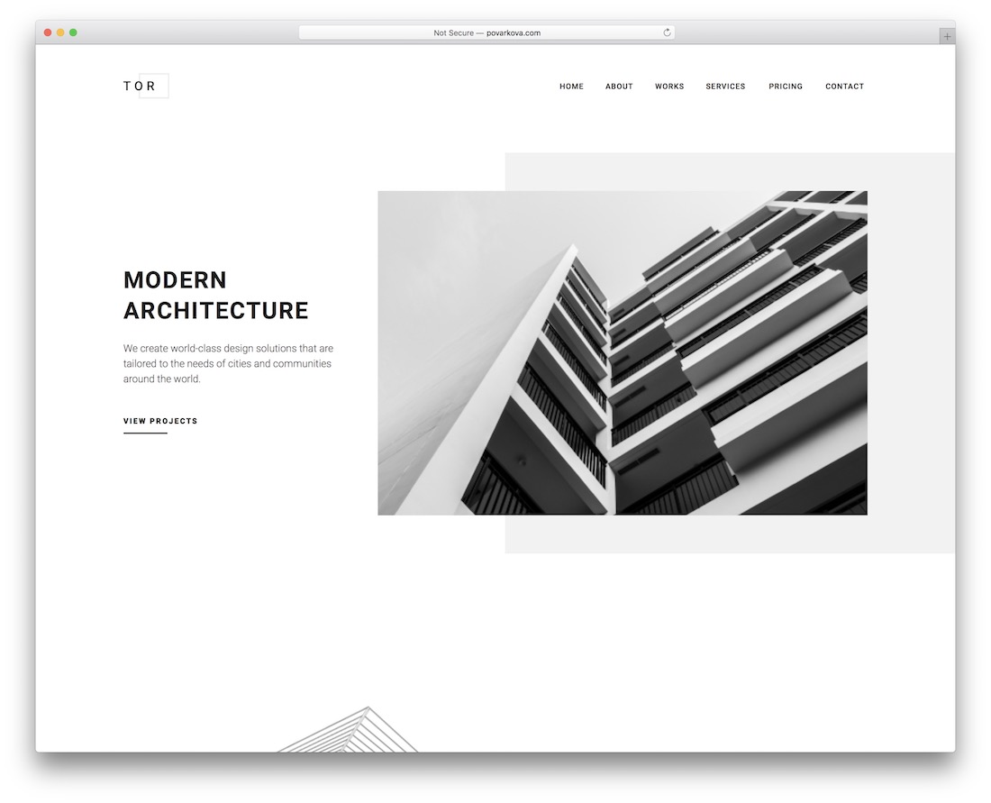 tor adobe muse template