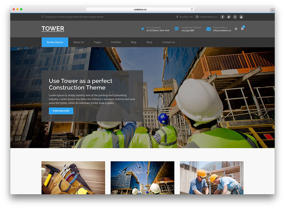 tower-construction-company-wordpress-theme