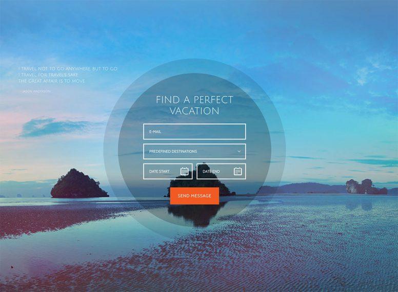 15 Modern & Clean Travel Agency WordPress Themes 2017