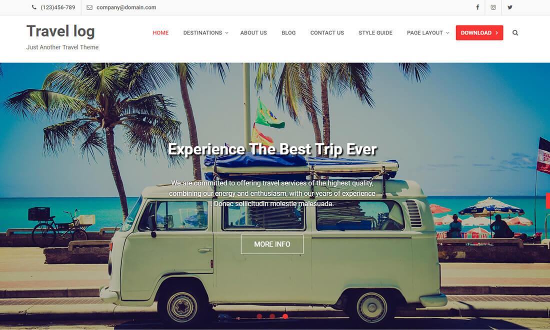 travel-log