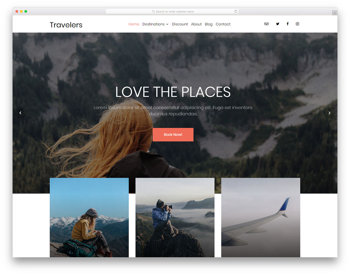 400 Free Website Templates Html Bootstrap 2019 Colorlib