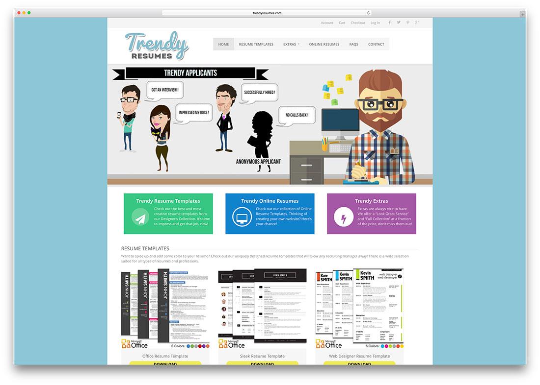 trendyresumes-resume-template-woocommere-store