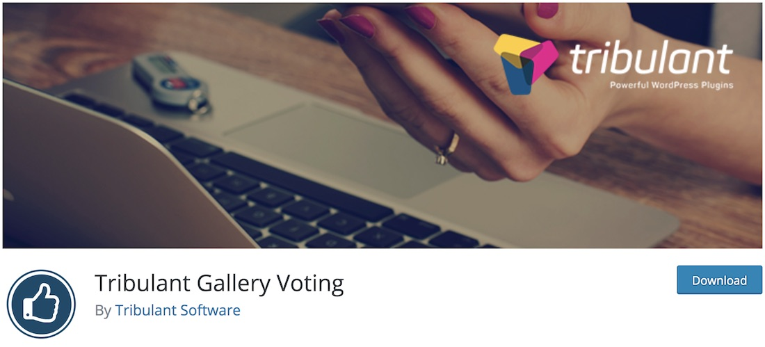 tribulant gallery voting wordpress plugin